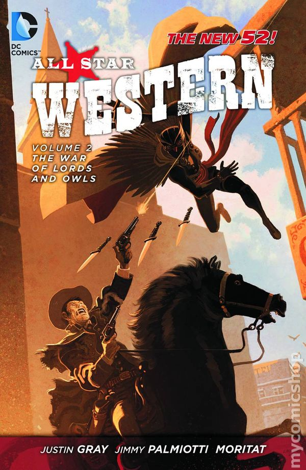 0982a974d581 All Star Western TPB (2012-2015 DC Comics The New 52) comic books 2013