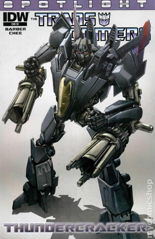 Transformers Spotlight...