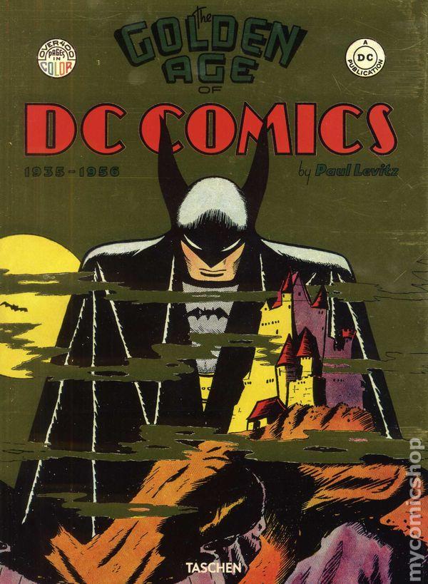 Golden Age Of DC COMICS 1276701