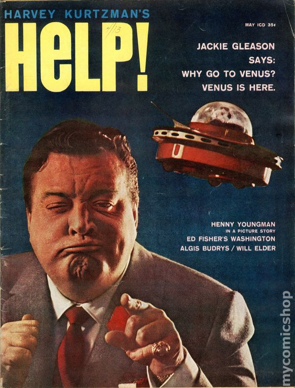 Ray Price Ford >> Help! (1960) Magazine comic books