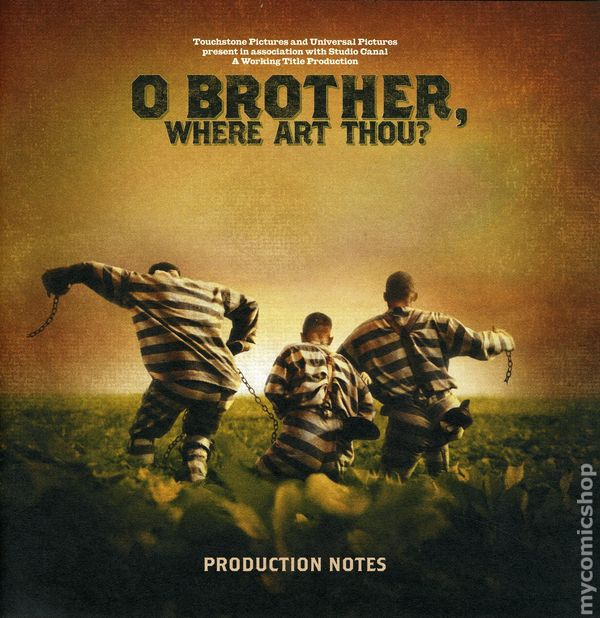 o brother where art thou vs The coen's o brother, where art thou is a coen odyssey reworked as a tall tale in the folk song idiom of superstition, magic realism and religious mysticism and delivered with a mix of screwball goofiness and intellectual whimsy.