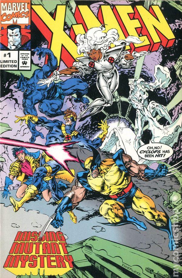 1994 in comics