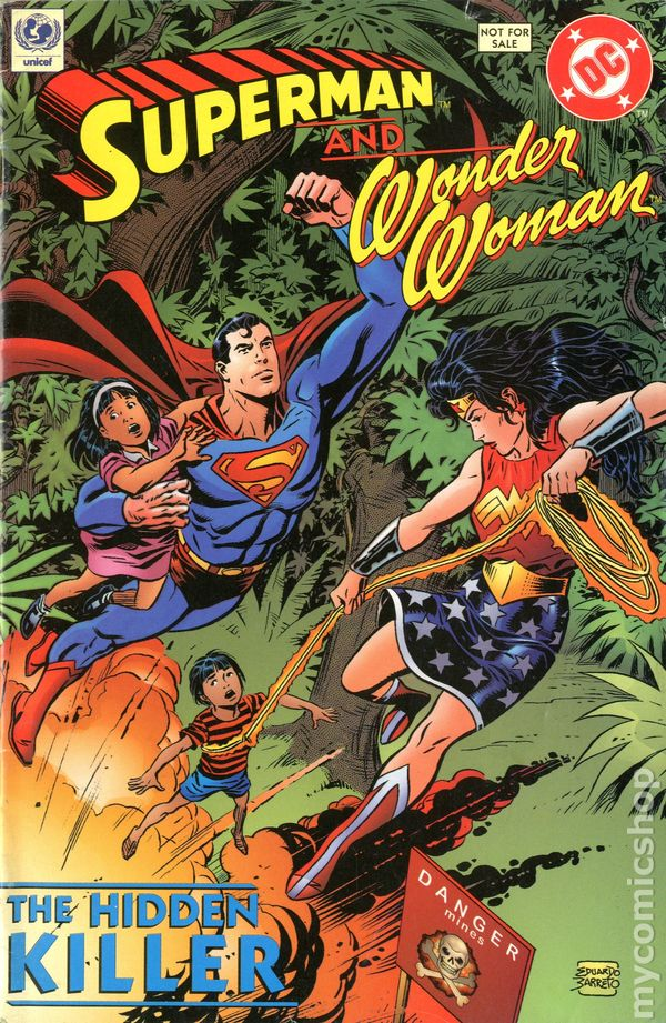Wonder woman first comic book-2368