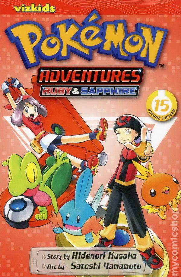 Pokemon Adventures Tpb 2009 Vizkids Edition Comic Books