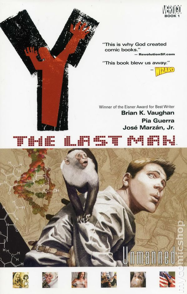 Y THE LAST MAN TPB BOOK 5 REPS 49-60