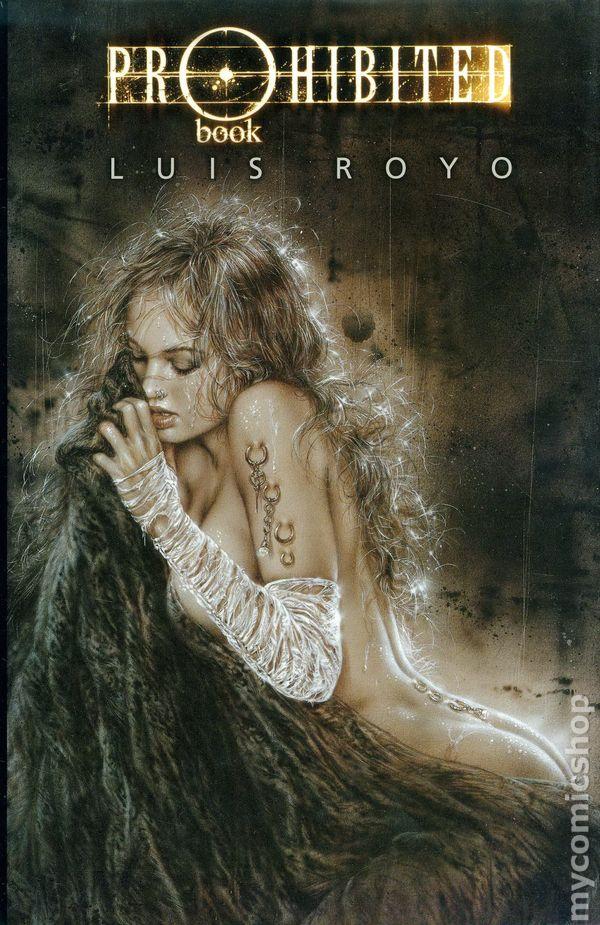 Luis royo heavy metal all