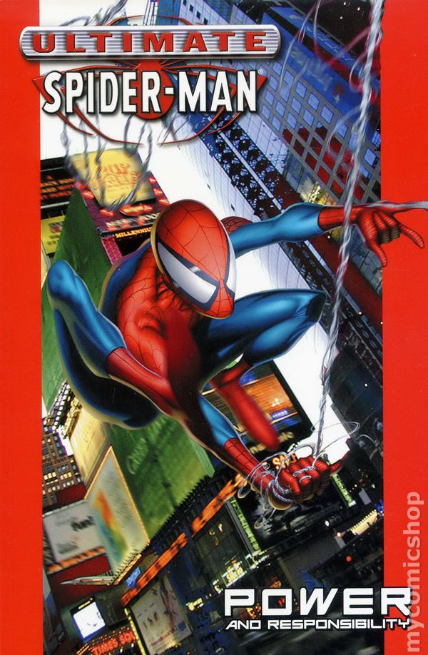 ultimate spider man tpb comic books issues 1 19. Black Bedroom Furniture Sets. Home Design Ideas