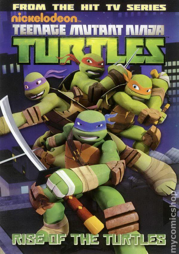 Teenage Mutant Ninja Turtles TV Show Facts