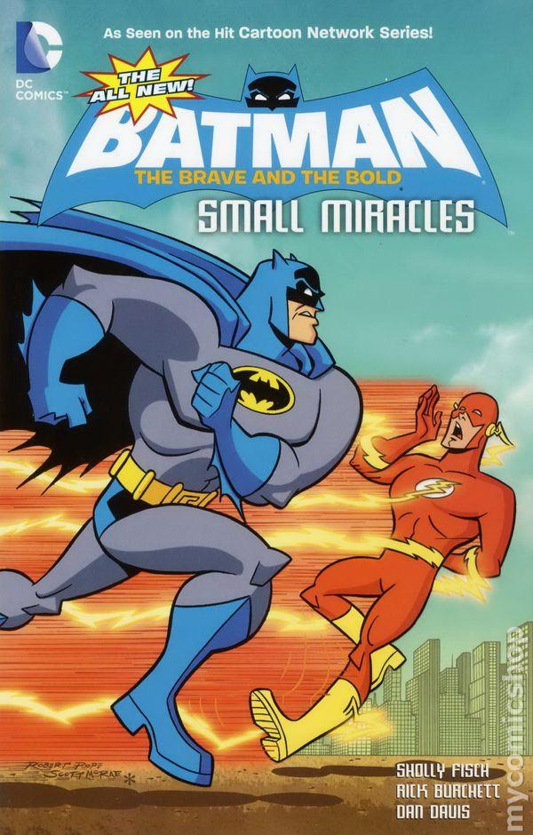 Batman: Brave and the Bold: Vo