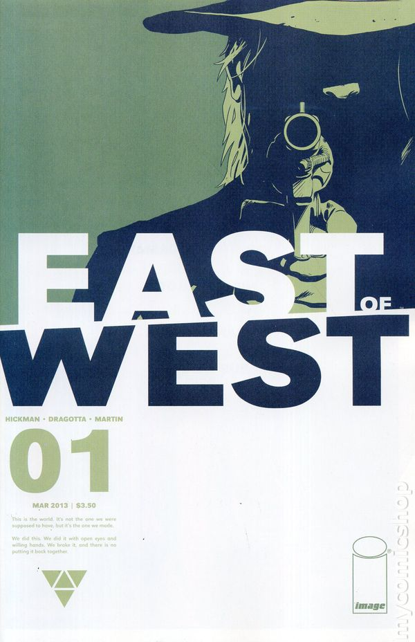 East of West #42 Image Comics VF-NM