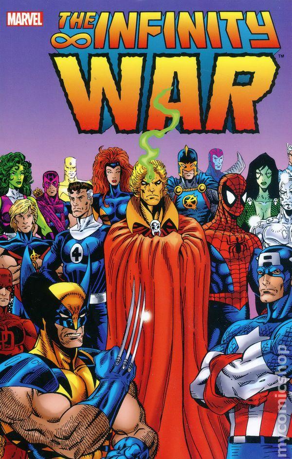Infinity War TPB #1-REP