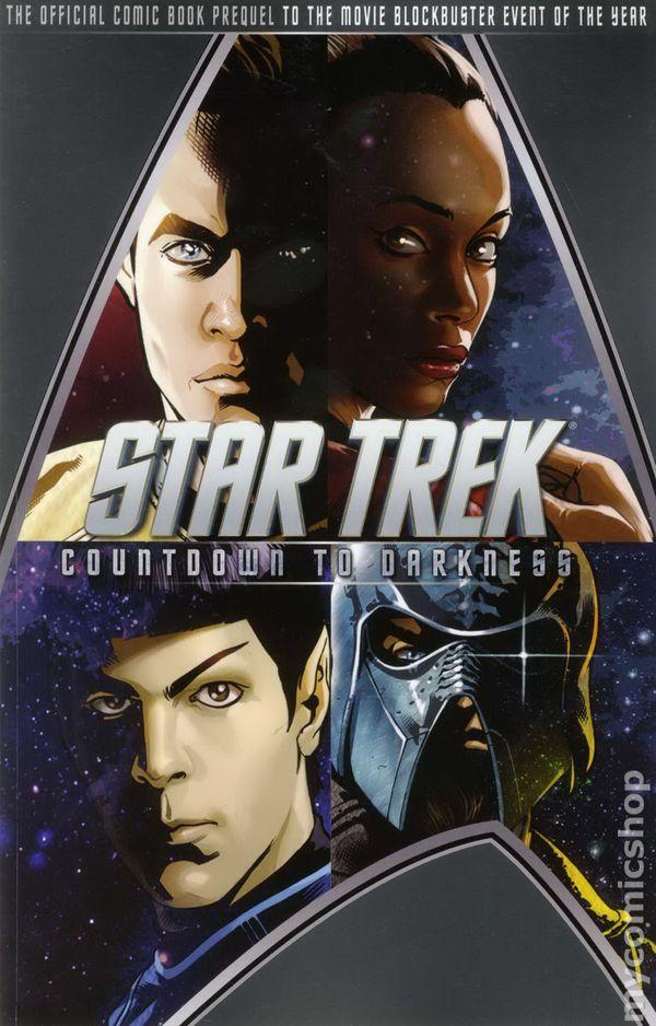 Star Trek Countdown To Darkness TPB 2013 IDW 1 1ST