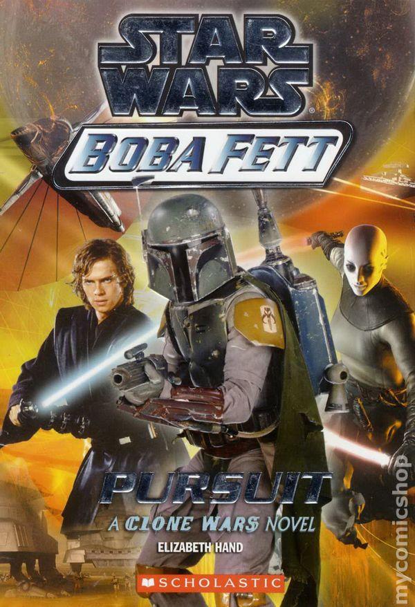 Star Wars Boba Fett Sc 2003 2004 Scholastic A Clone Wars