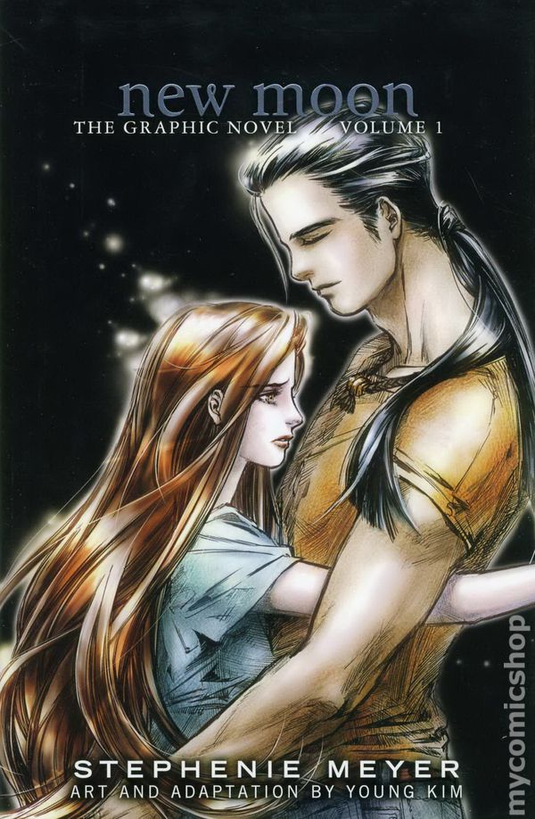 Twilight The Graphic Novel Comic Books Issue 1