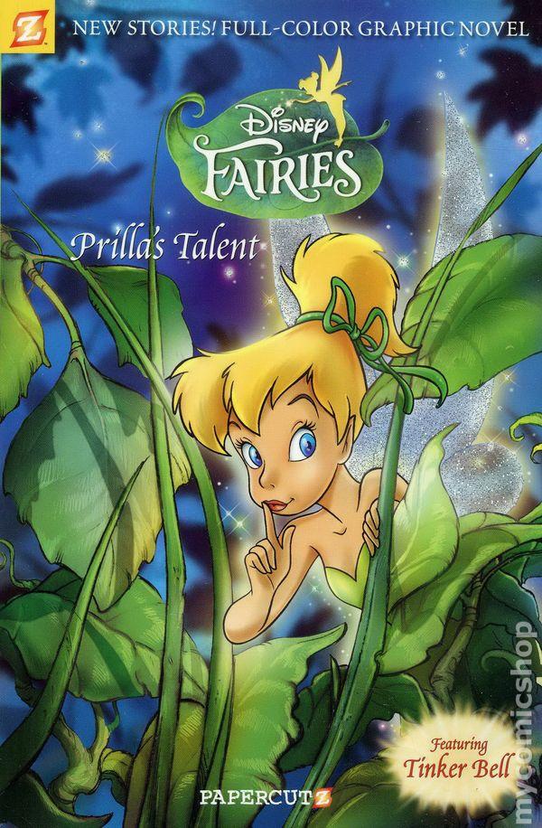 Disney Fairies Comic Books Issue 1