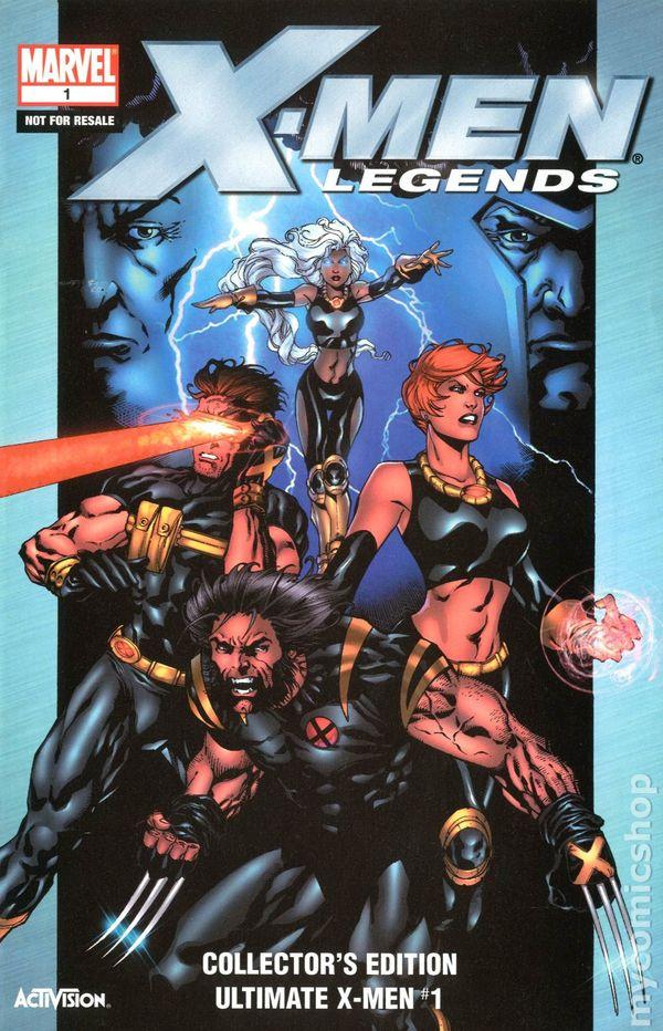 Ultimate X-Men #9 VF 2001 Stock Image