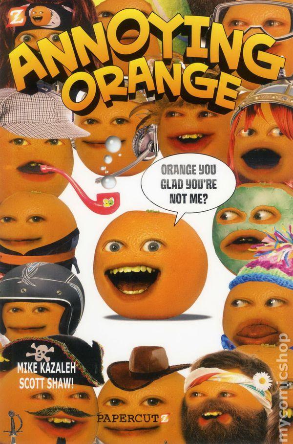 annoying orange comics - photo #15