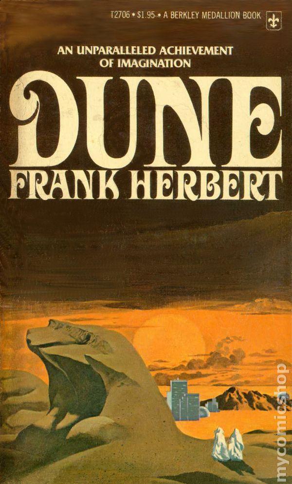 Children Of Dune Book Cover ~ Dune pb berkley novel nd edition comic books