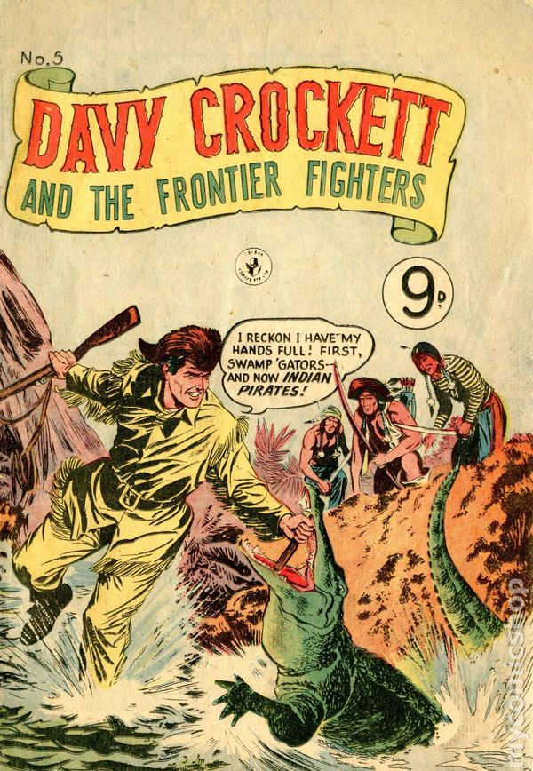 davy crockett essay example
