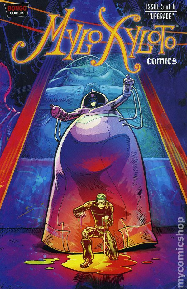 Mylo Xyloto #2 Bongo Comics
