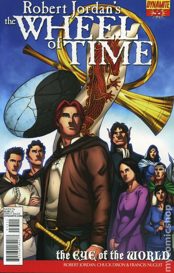 wheel of time comic pdf