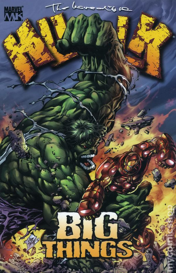 Incredible Hulk TPB (2002-2004 2nd Series Collections) By ...