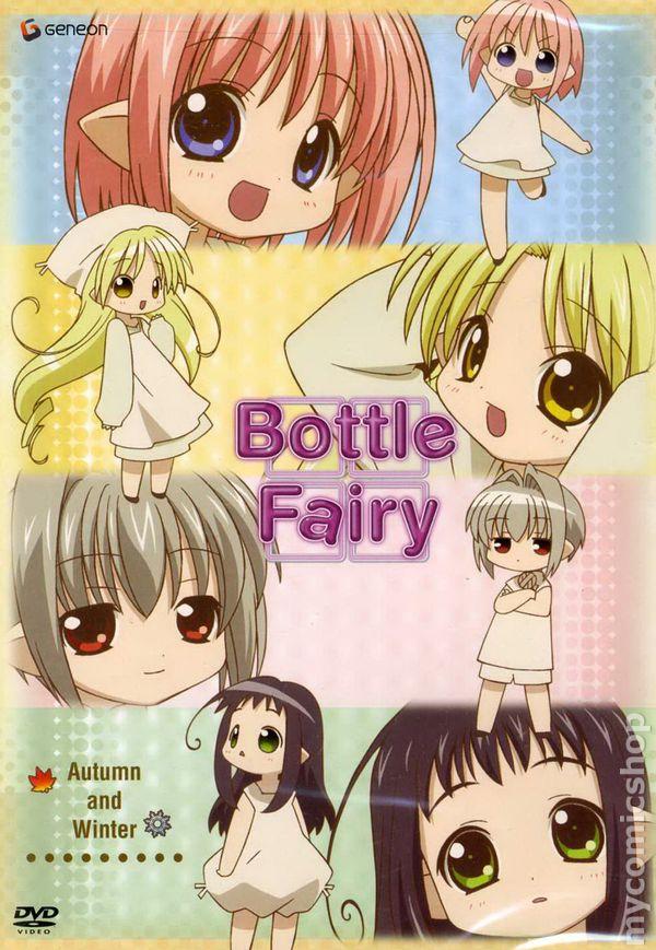 Bottle Fairy DVD (2006 Geneon)...