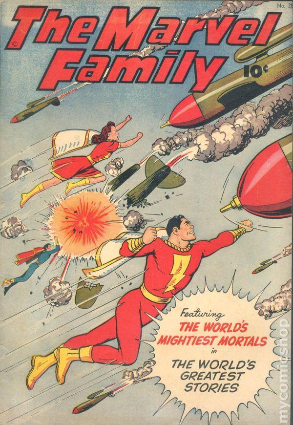 The Marvel Family #47