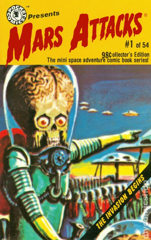 Attack From Mars Movie 1988 (page 2) - Pics about space