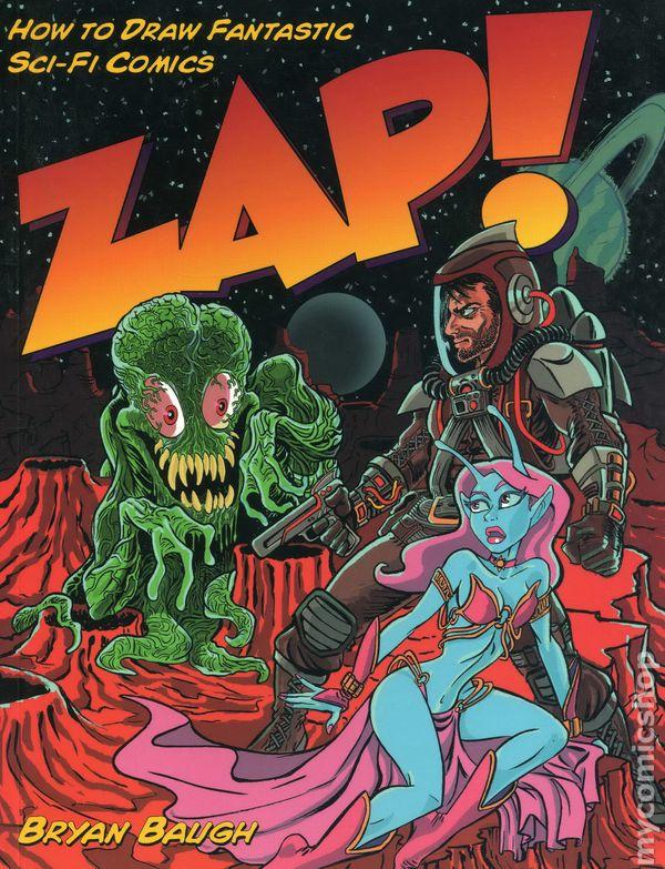 Sci fi comic books