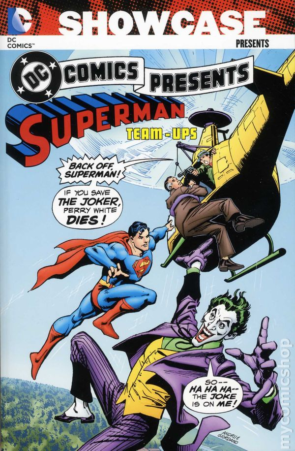 Showcase Presents DC Comics Presents TPB (2009-2013 DC ...