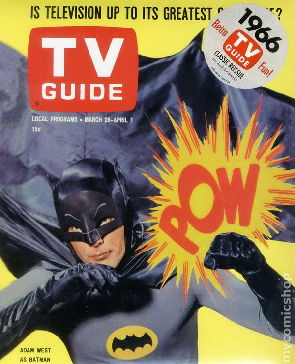 TV Guide Collector's Classic: Featuring Batman SC (2002 ...