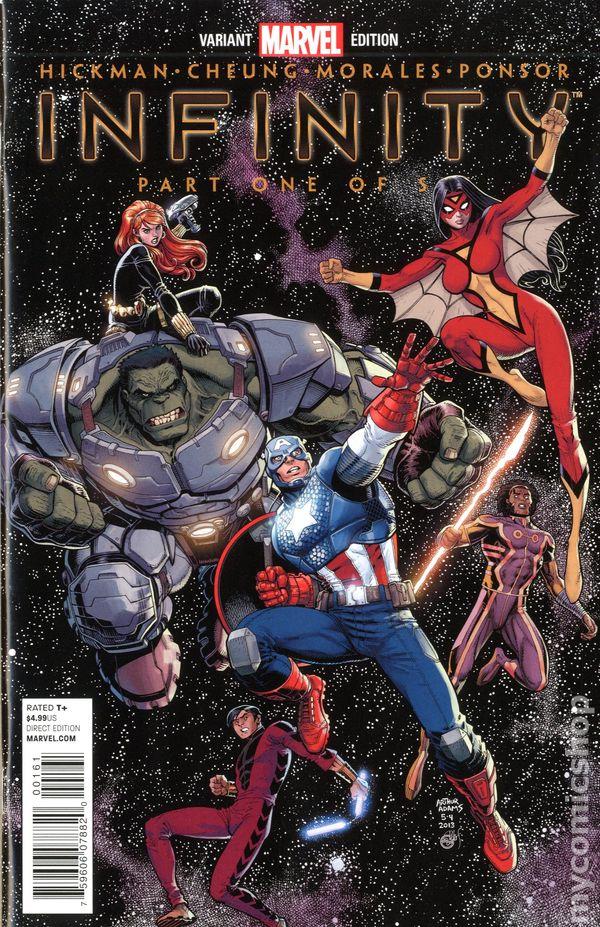 Marvel Infinity