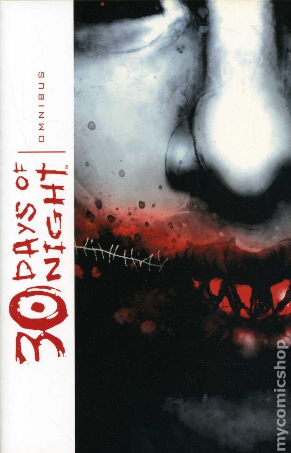 30 Days Of Night Omnibus Tpb 2011 Idw Comic Books
