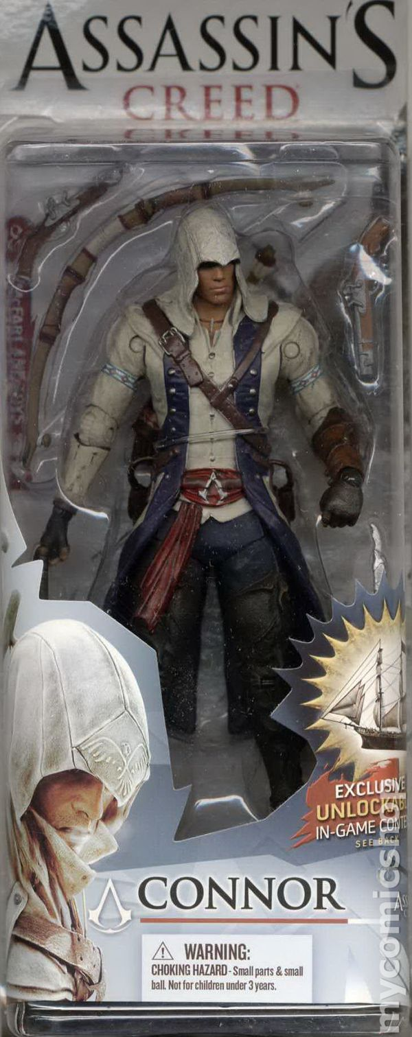 Assassin's Creed Action Figure (2013 Ubisoft) Series 1 ...