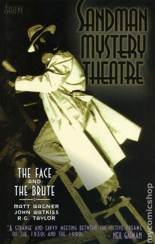 Sandman Mystery Theatre 1993 series # 5 near mint comic book