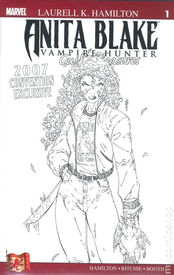 Vampi #9B FN 2001 Stock Image