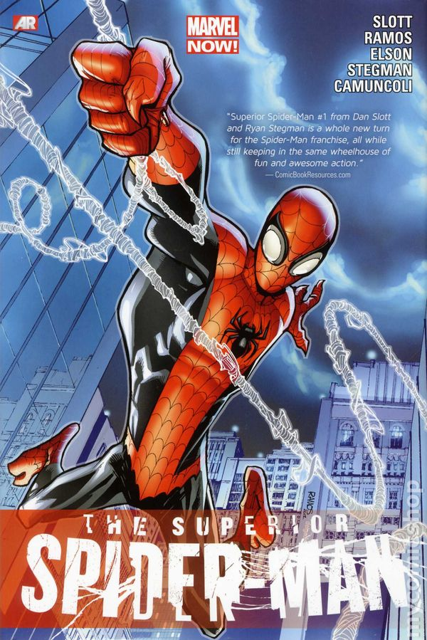 Can recommend superior spider man can not
