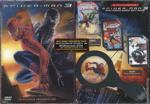 Spider-Man 3 [DVD] [2009] NEW | eBay