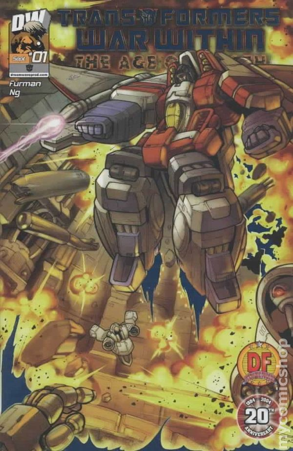 Transformers War Within: The Dark Ages #1 Vol 1