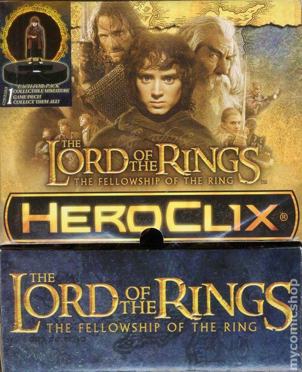 Free Comic Book Day Heroclix: Comic Books In 'HeroClix