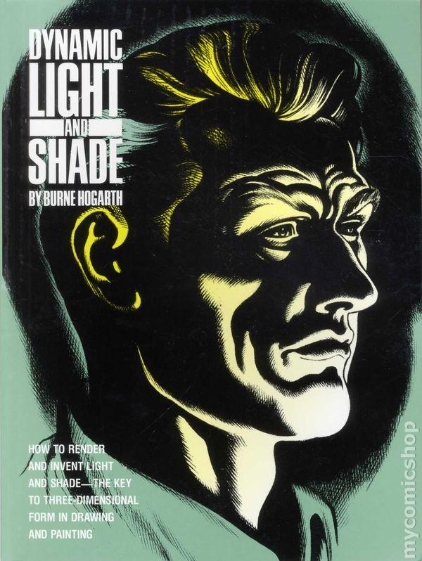 Comic Books In Dynamic Art Books By Burne Hogarth
