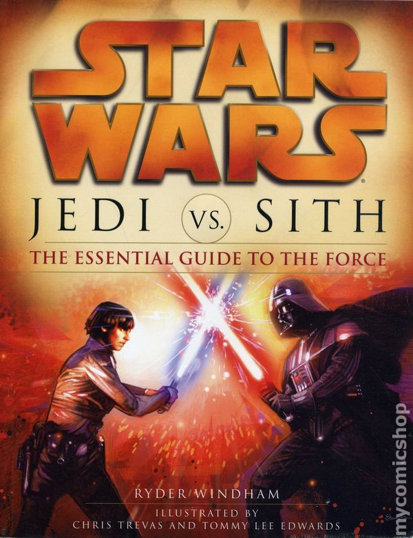 Star wars episode iii revenge of the sith strategy guide book.