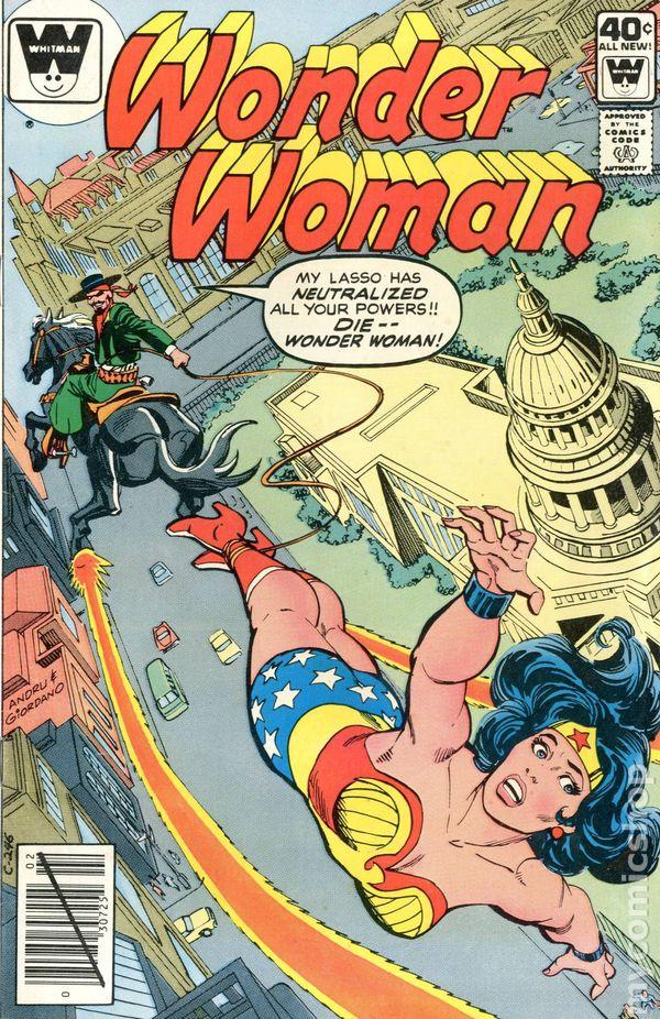 Wonder Woman 1942 1St Series Whitman Comic Books-2426