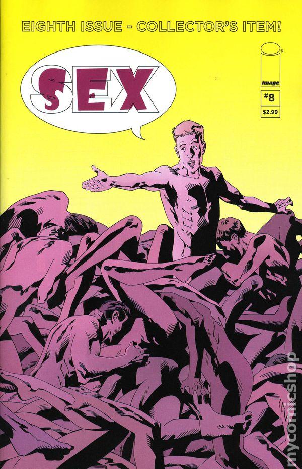Sex 2013 Image Comic Books-7592