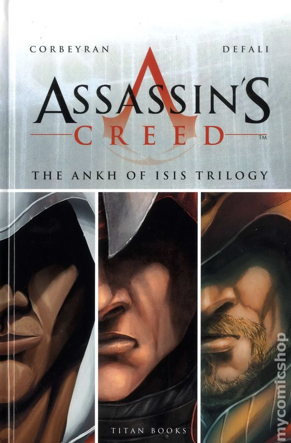 Creed Comic Books Issue 1