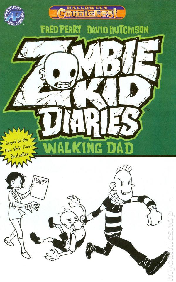 Comic books in 'Halloween ComicFest'