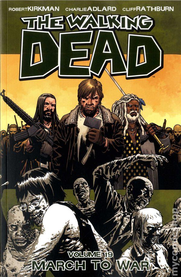 The Walking Dead Comic Deutsch