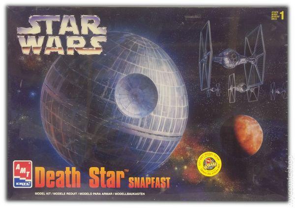 Star Wars Model Kit (1995-1998 AMT ERTL) KIT#1-8205 NM
