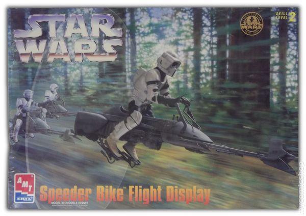 Star Wars Model Kit (1995-1998 AMT ERTL) KIT#1-8262 NM